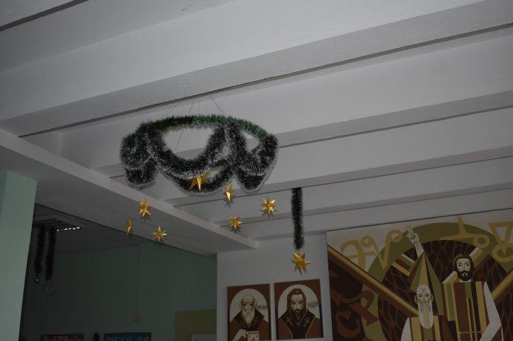 В очакване на Коледа